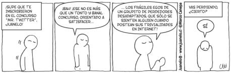 Juanelo - Mr. Twitter